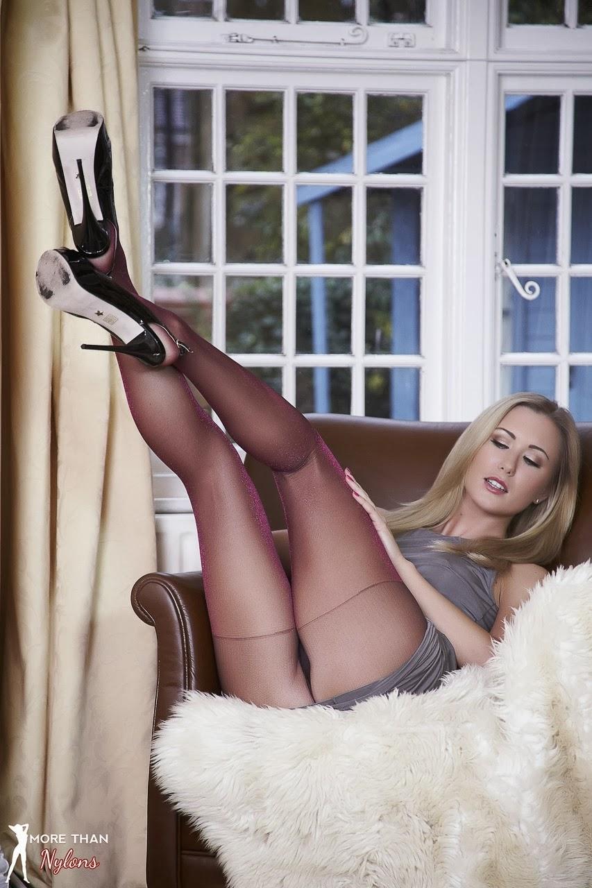Than pantyhose stockings also