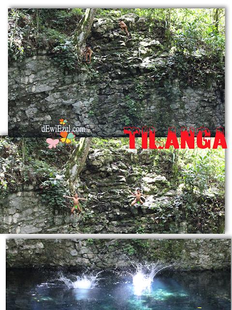 ada apa Telaga Tilanga toraja sulsel