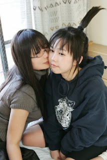 Chocoball and Coa Cosplay as Chika Ogiue and Kanako Ono from Genshiken
