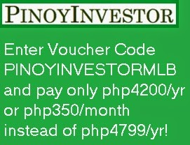 Cheaper PinoyInvestor subscription!