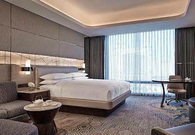 澳門JW 萬豪酒店 room