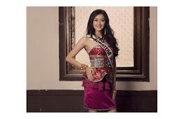 Profil Puteri Indonesia Lingkungan 2014 - Elfin Pertiwi