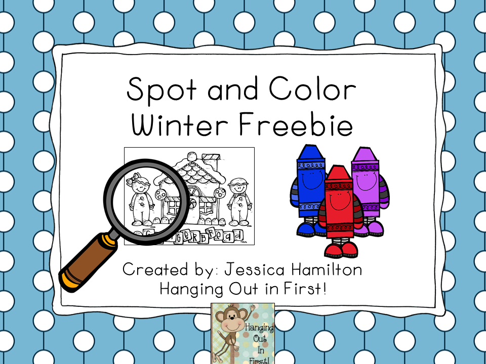 http://www.teacherspayteachers.com/Product/Winter-Spot-and-Color-Freebie-1634222