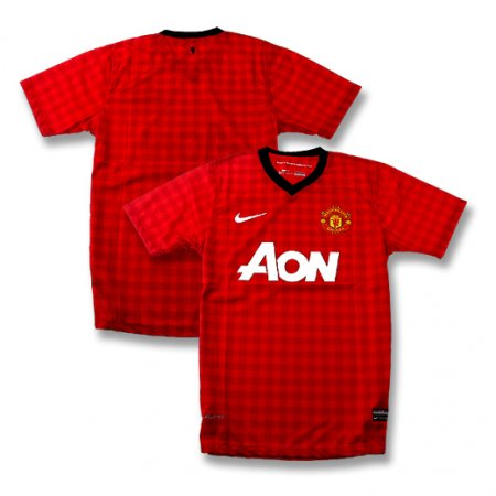 Kostum Manchester United Terbaru 2013