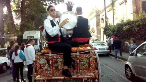 Festa della vendemmia  Viagrande - Catania