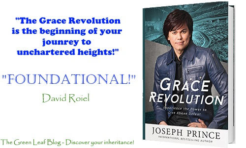 The green leaf blog foundational grace revolution by joseph in grace revolution joseph prince delivers a foundational book about the gospel the good news of jesus christ the gospel of grace pure and simple fandeluxe Choice Image