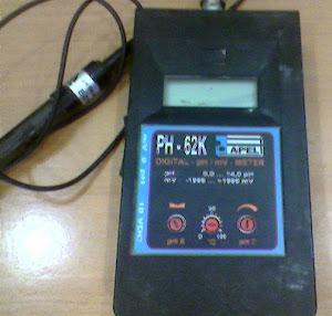 Máy đo PH và ORP cầm tay  PH-62K