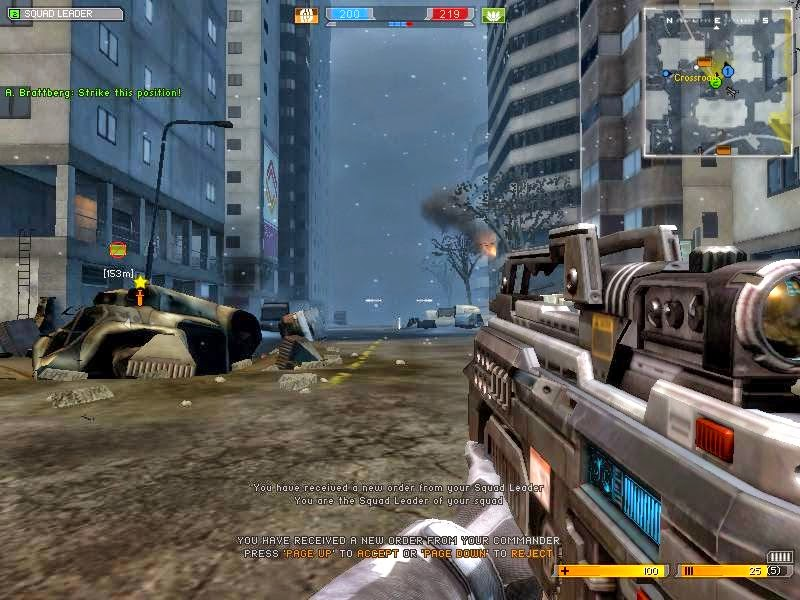 Game PC Gratis Battlefield 2142