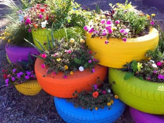 diy flower pots ideas diy fun world