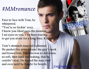 Hot off the press MMromance from Encompass Ink