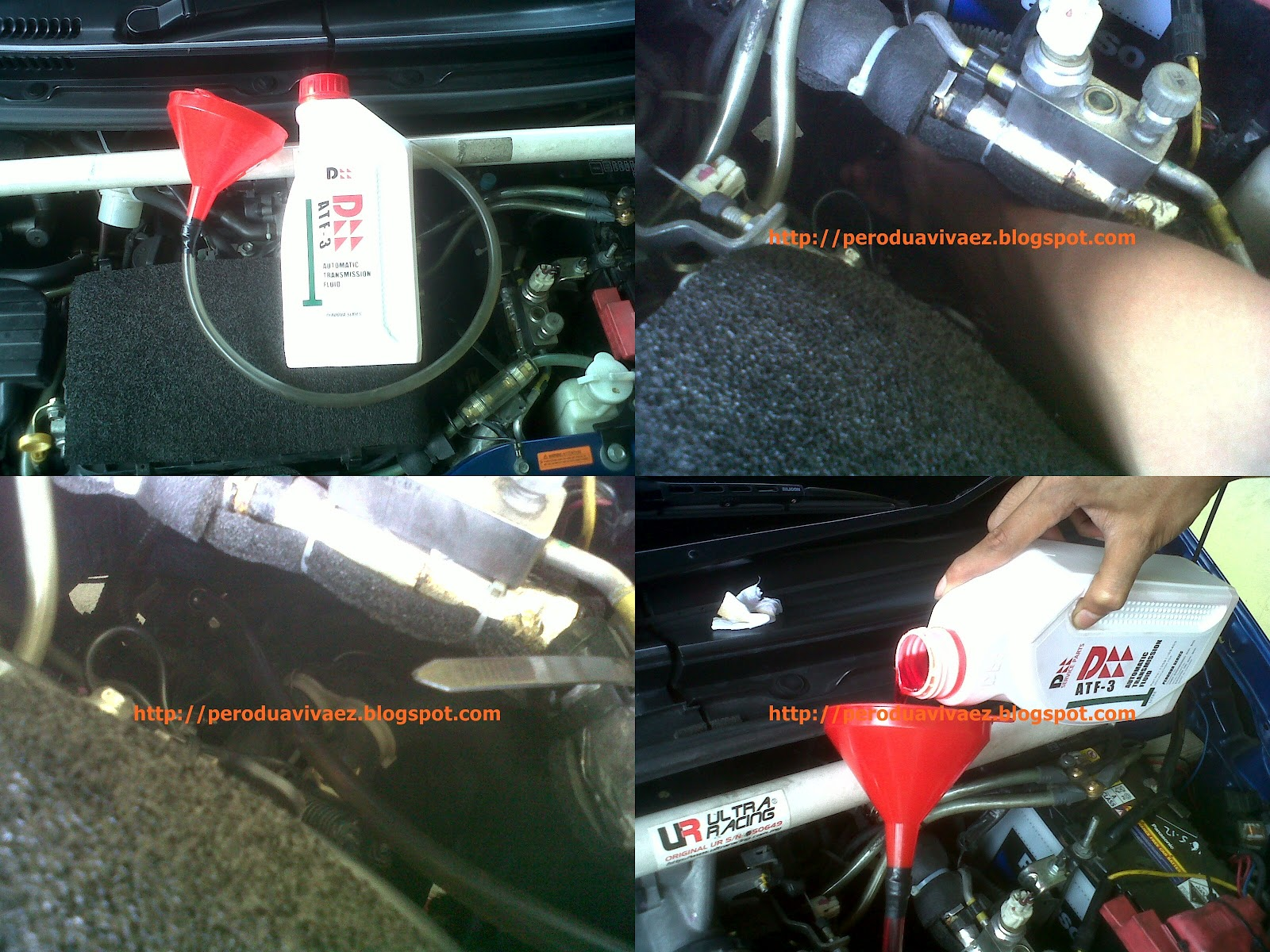 The journey begins it is time to change atf it is already time to change the automatic transmission fluid atf this time i would like to share how to do it yourself my advice is to change the solutioingenieria