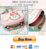Mini Suitcase Box PDF class