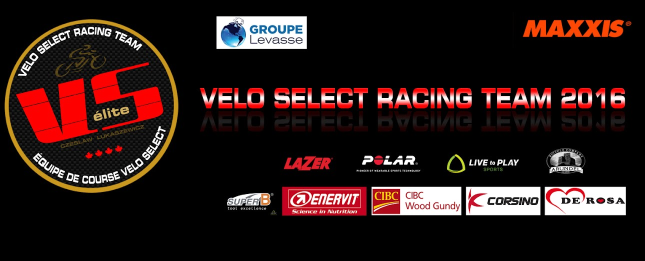 VELOSELECT RACING TEAM  2016