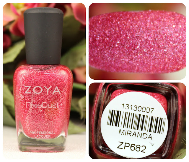Zoya Miranda Pixie Dust Nail Polish