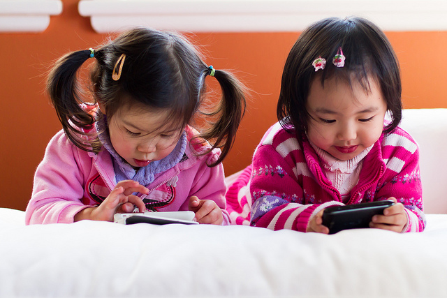 A Mobile Phone For Four-Year Olds: Really?