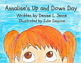 Wee Read Wednesday: Annalise's Up and Down Day {Denise L Jenne}