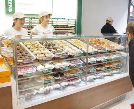 Krispy Kreme Miami Orlando Donuts