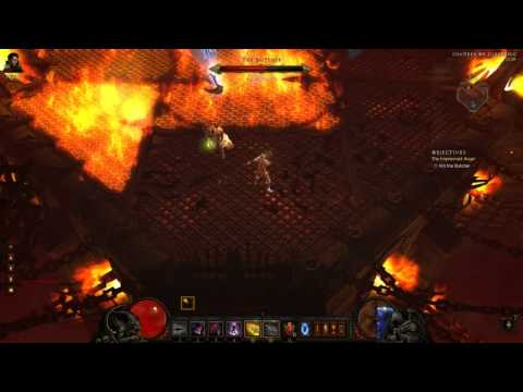 diablo 3 how to get to the butcher