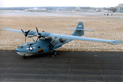PBY Catalina Consolidated OA-10  Flying Boat