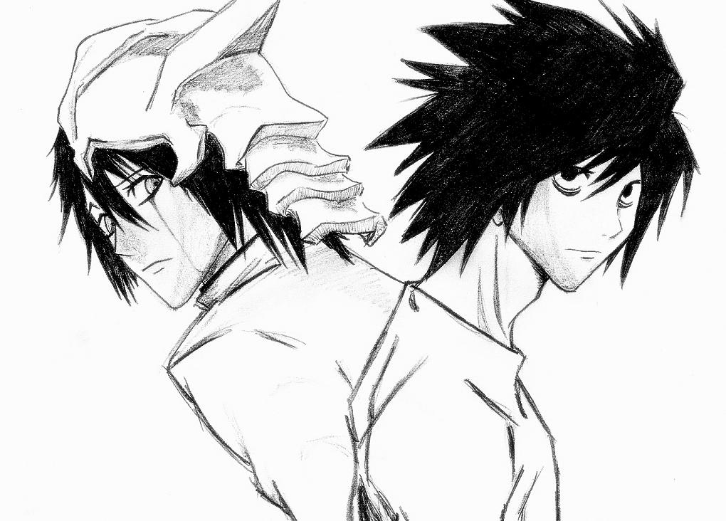Ulquiorra and L