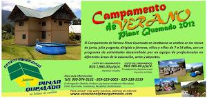 •CAMPAMENTO DE VERANO PINAR QUEMADO