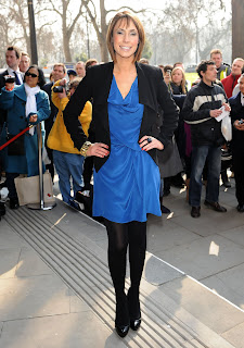 Alex Jones at the TRIC Awards