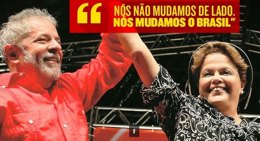 Dilma Presidenta!