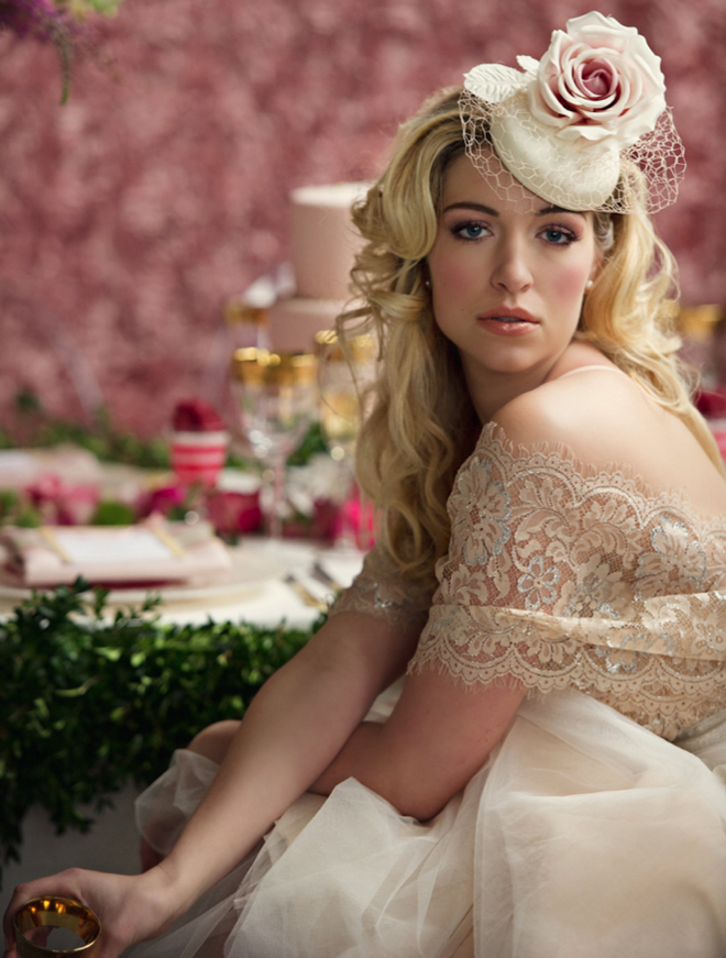 Pink Blush And Gold Wedding Inspiration Belle The Magazine