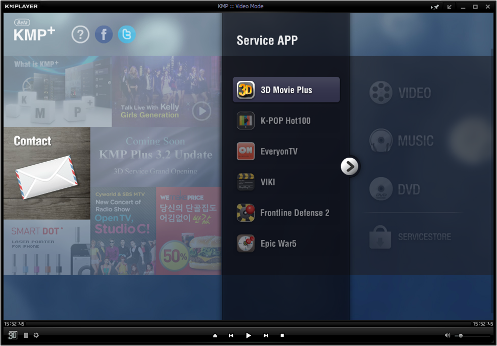 KMPlayer - Free Download for Windows 10 64 bit 32
