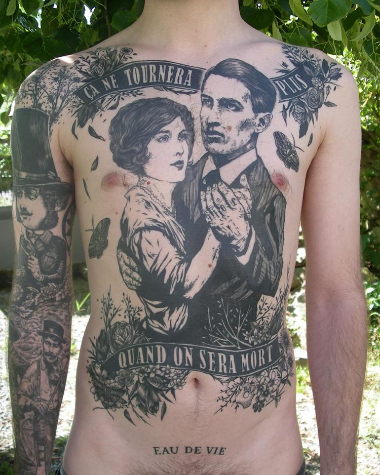 Les tatoueurs RAPHAEL