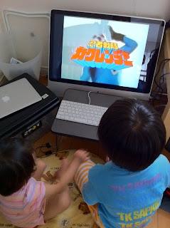東映株式会社のYouTube公式チャンネルでカクレンジャー