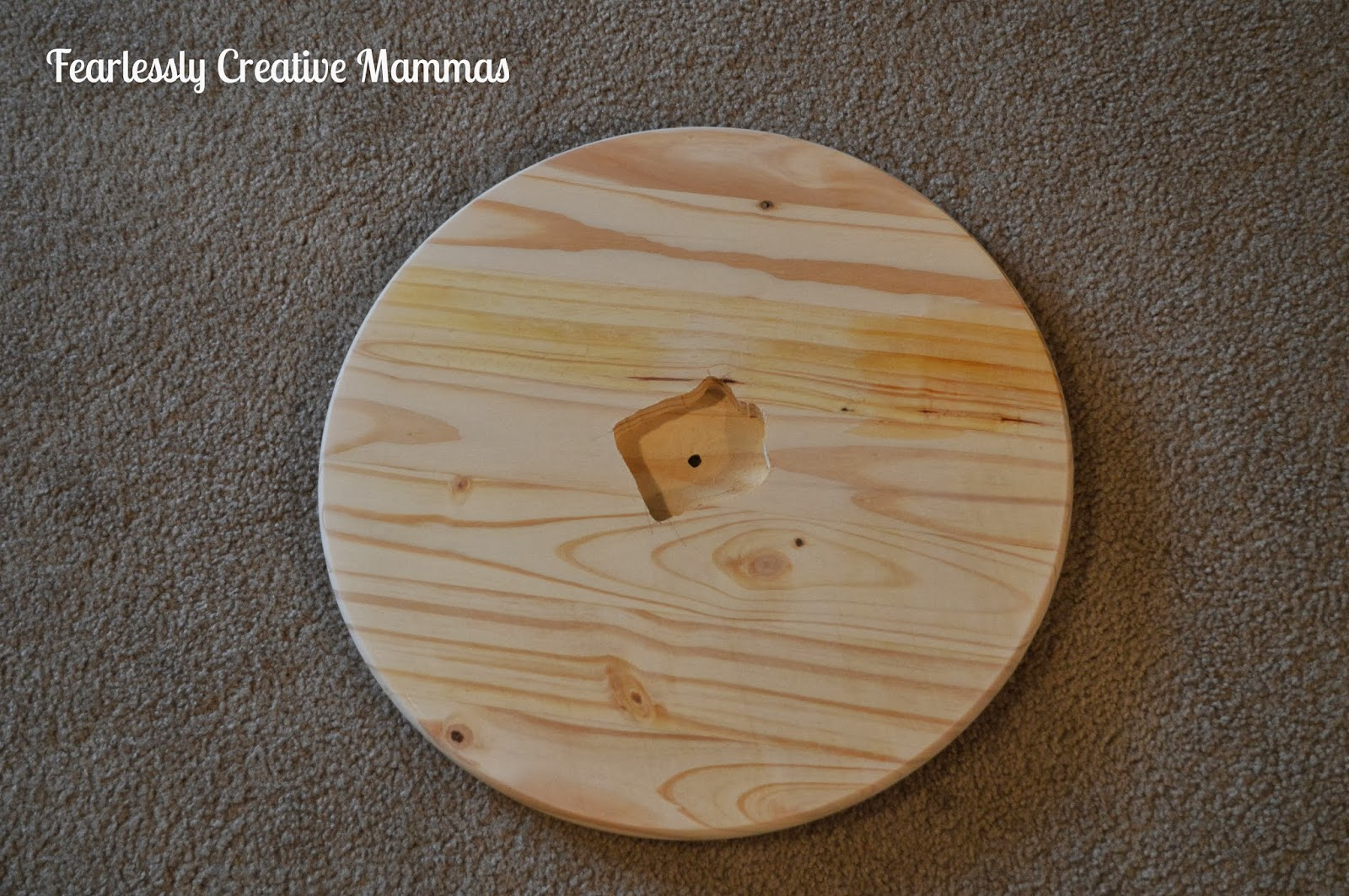 Diy wall clocks fearlessly creative mammas for Whatever clock diy