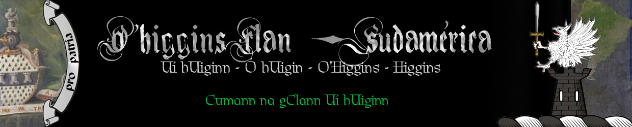 O&#39;HIGGINS - CLAN AMERICA DEL SUR