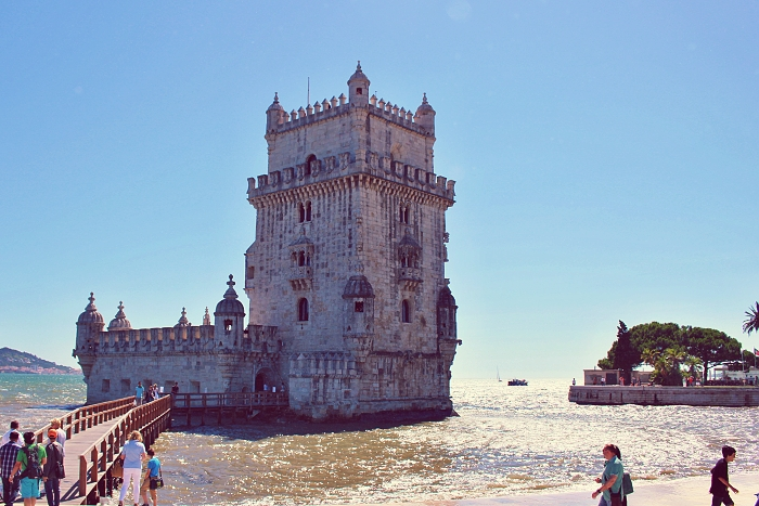 belémská věž, portugalsko, kam na dovolenou, tipy na dovolenou