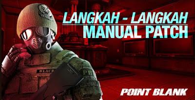 Langkah - Langakh Cara Download Dan Update Manual Patch Game Point Blank Garena