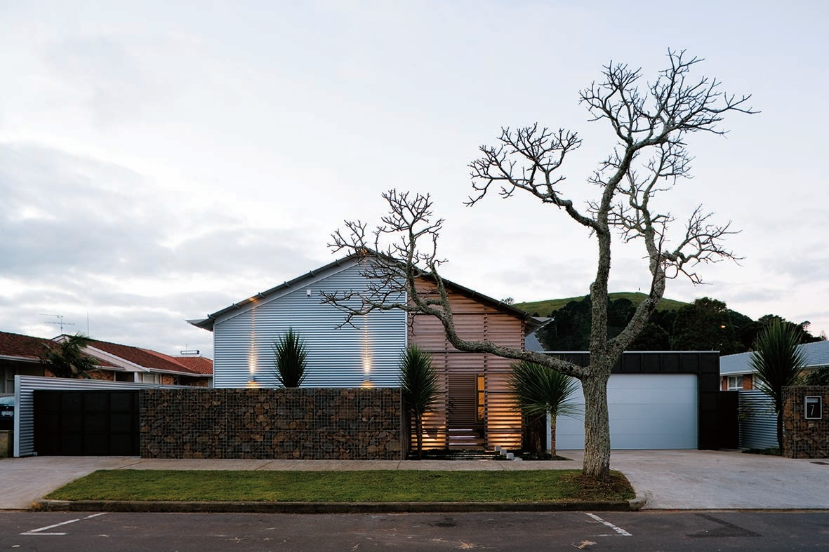 Design Case Studies with Altherm Window Systems: Architect Dave Strachan's eco-friendly Auckland renovation