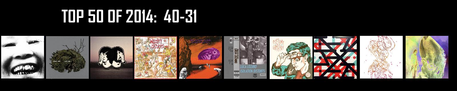 Best 2014 albums