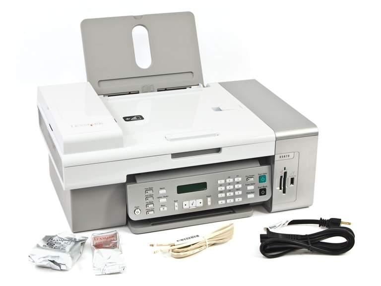 Lexmark X5470 Printer