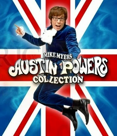 Trilogia Austin Powers DVDRip AVI + RMVB Legendado