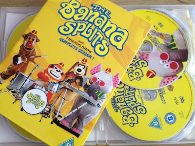 Banana Splits Season 1 DVD