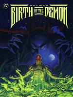 Batman - El Nacimiento el Demonio - 19/06/2013