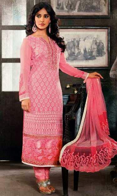 punjabi suits neck designs party wear design boutique 2014