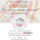 KOKONKI / RABAT na LUTY 10% off.