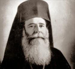 ο Αρχιεπίσκοπος Αθηνών Χρύσανθος
