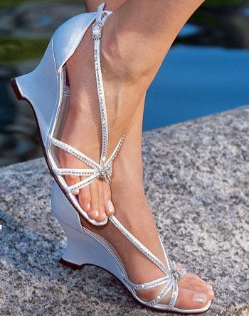 novia moderna y mas: sandalias para tu boda en la playa