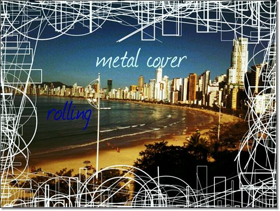 Balneario Camboriu Barra norte metal cover