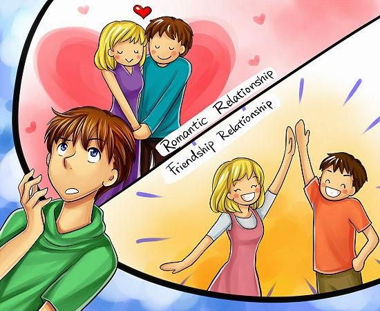 Friend Zoned...!?!?!