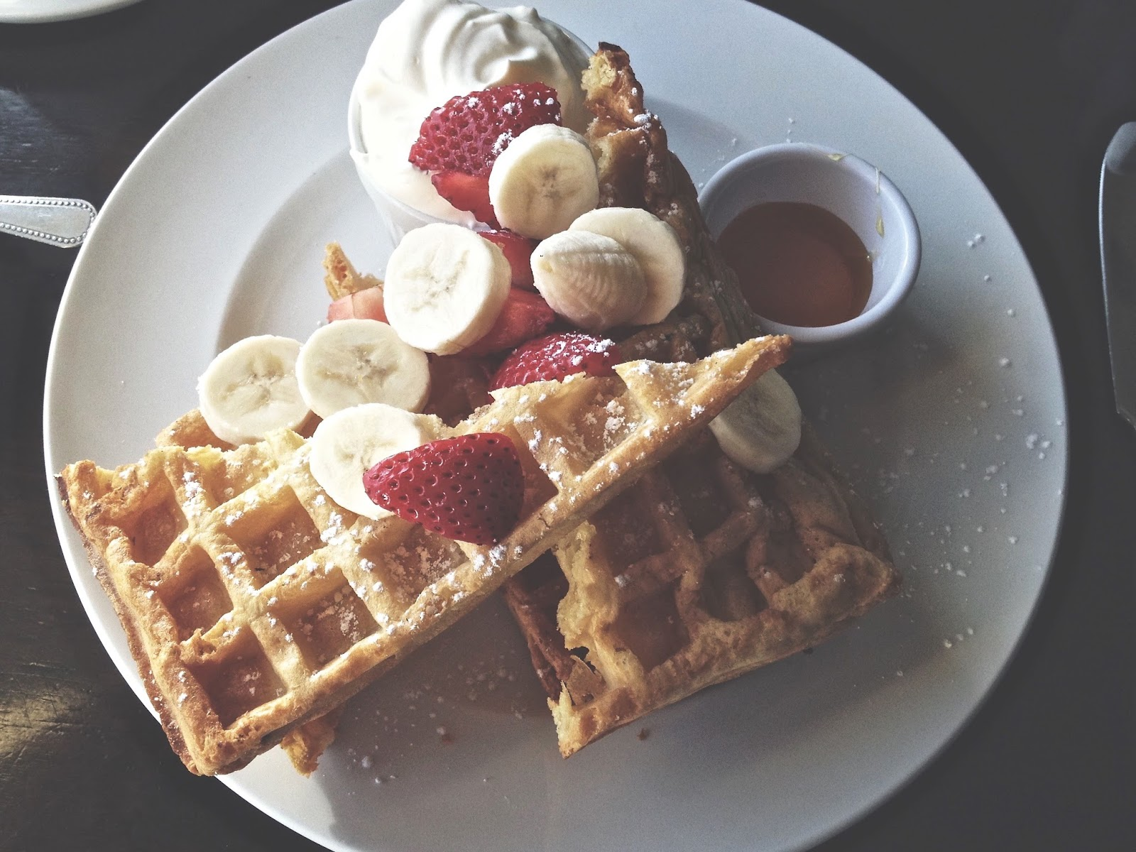 places to eat longford waffles