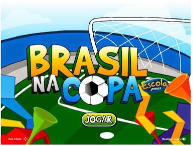 Brasil na copa!