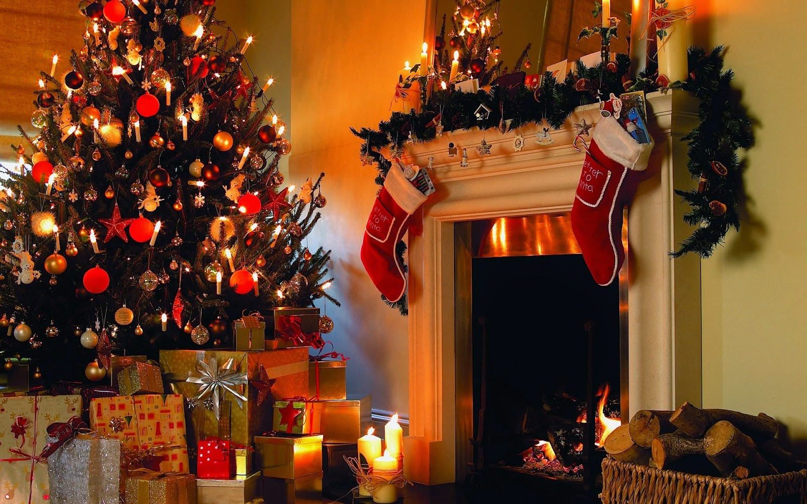 Christmas Decorating Ideas Wallpapers